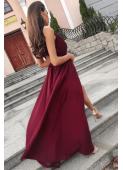ELISA burgundy