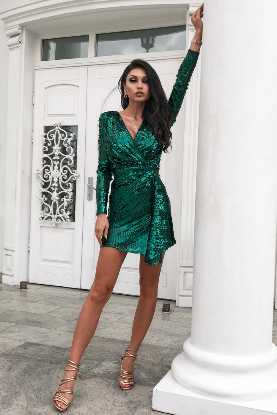 NEREA emerald green