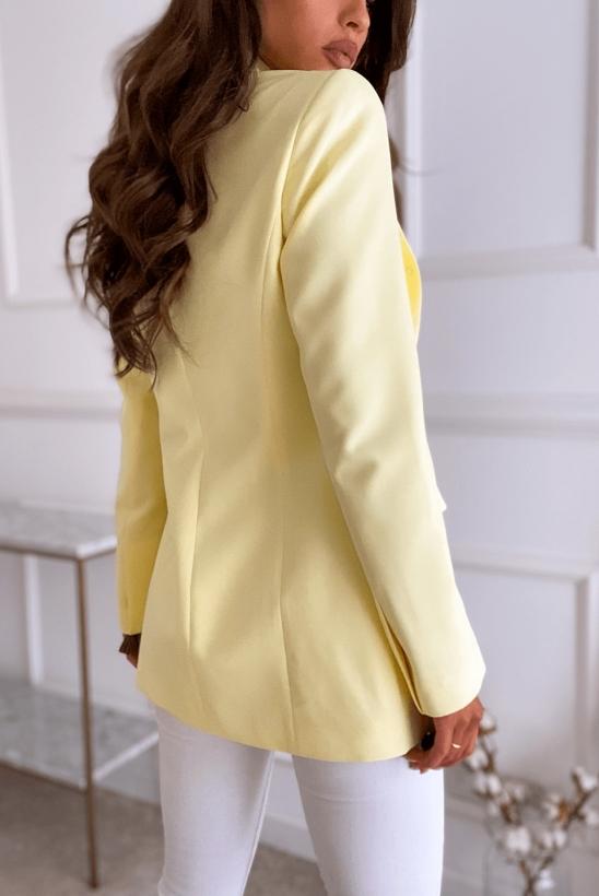 TOKIO yellow jacket by Illumiante