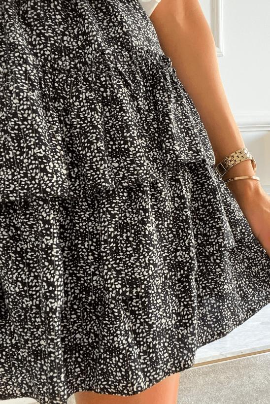 VIOLA black skirt