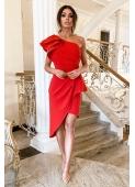 LORI 2 red dress by Illuminate