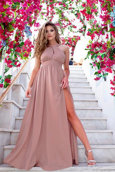 Jennifer sukienka dla druhny Illuminate