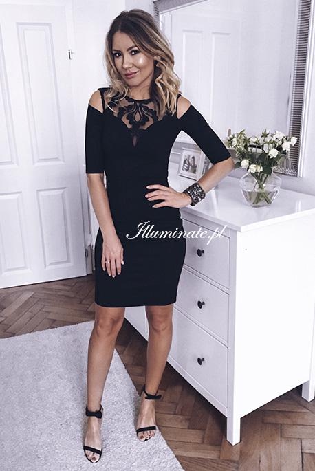Khloe little black dress