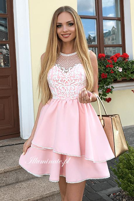 Lucy różowa