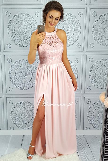 Olivia roz sukienka