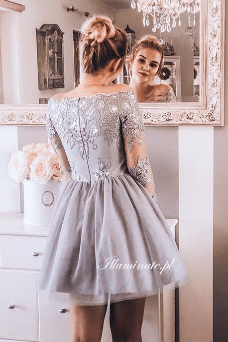 Vivian tiulowa sukienka